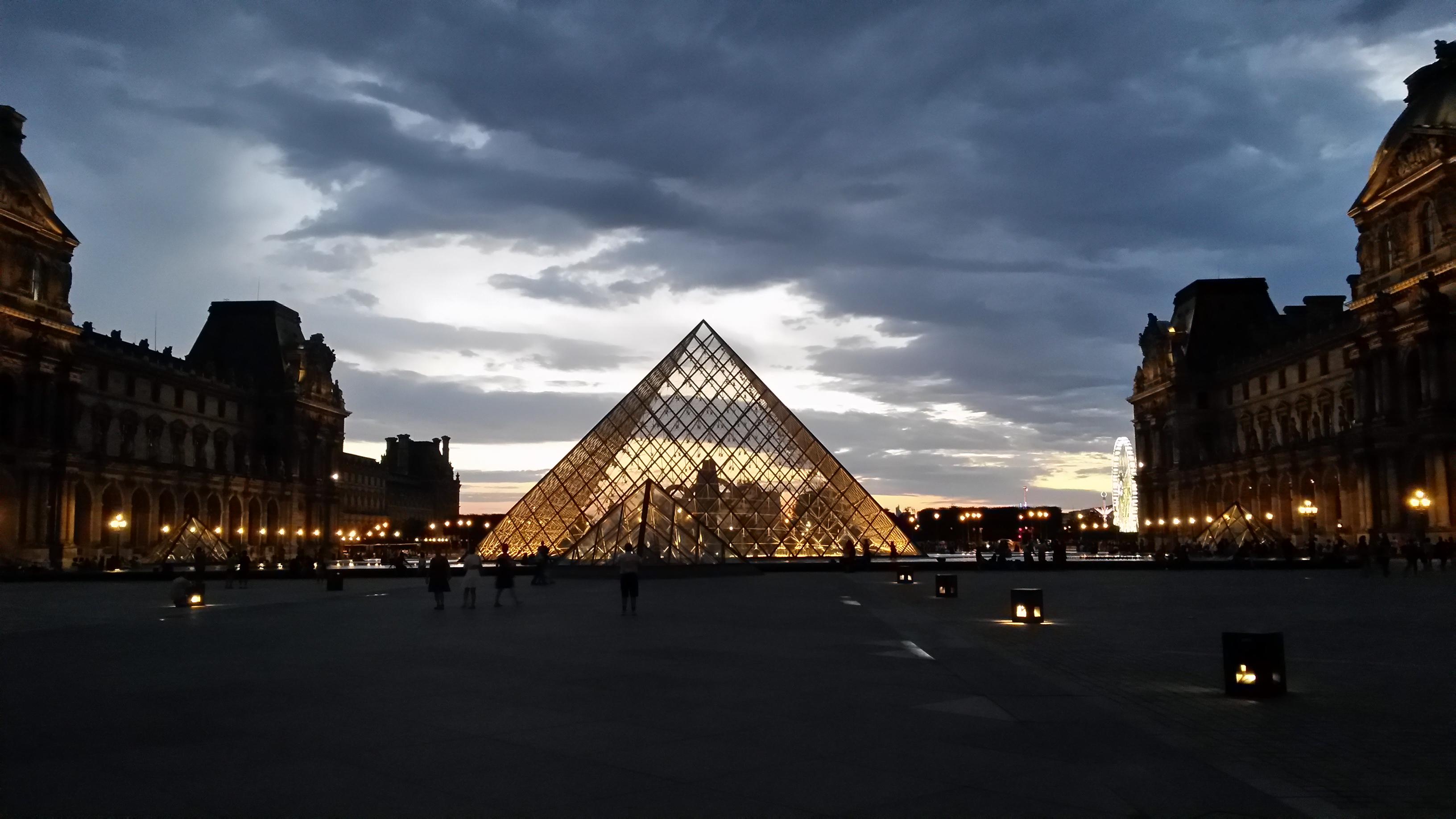 Banner Parijs