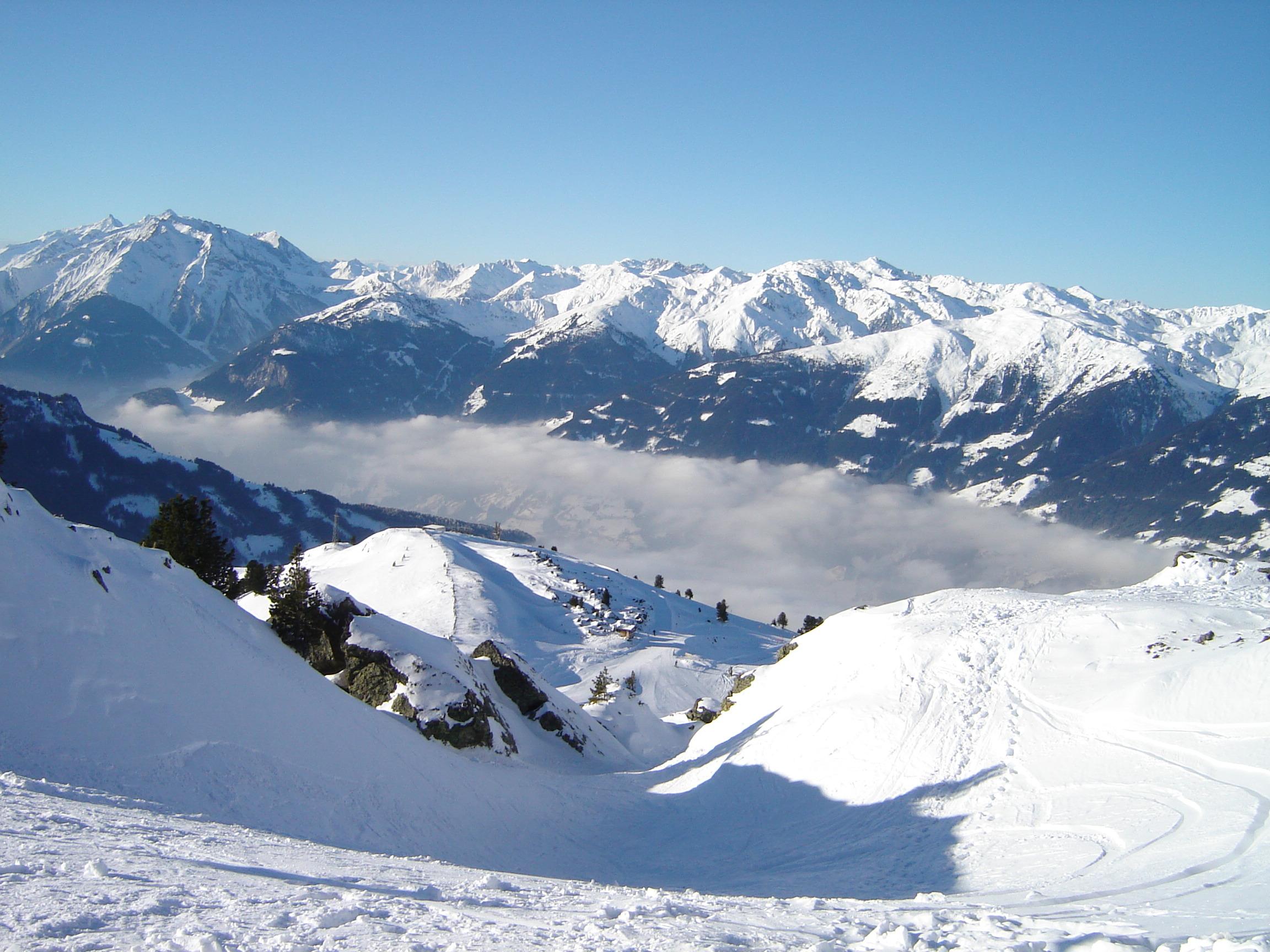 Banner Mayrhofen