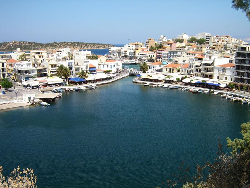 Agios Nikolaos Voulismeni meer