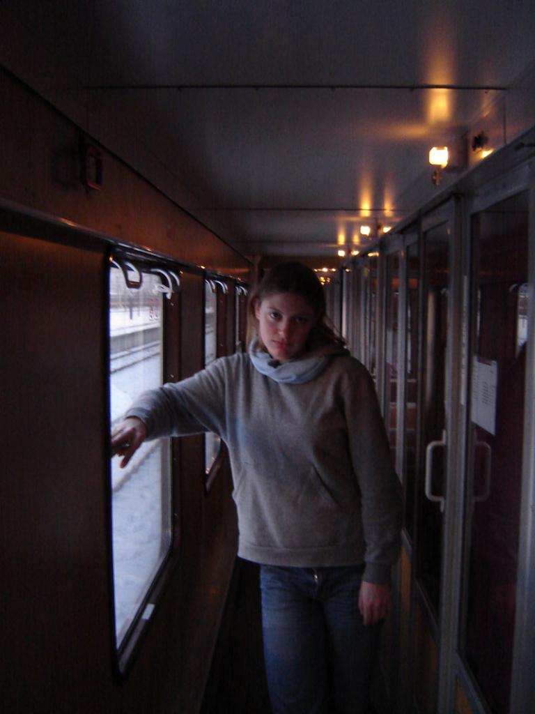 Skitrein naar Mayrhofen