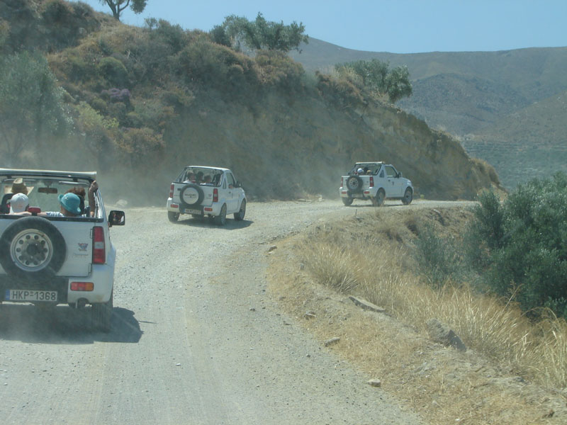Jeepsafari Kreta