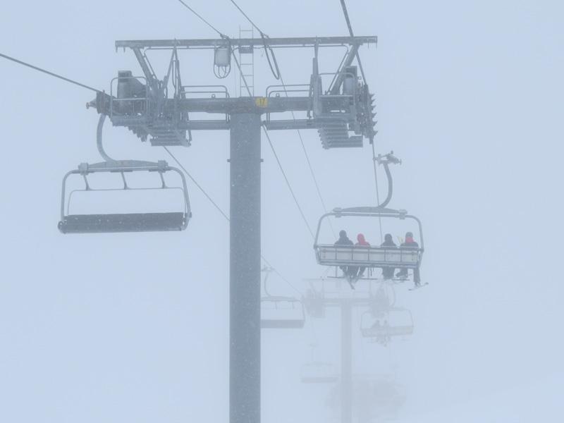 Wintersport La Toussuire Frankrijk