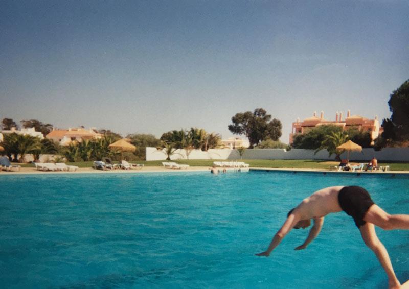 Lagos zwembad