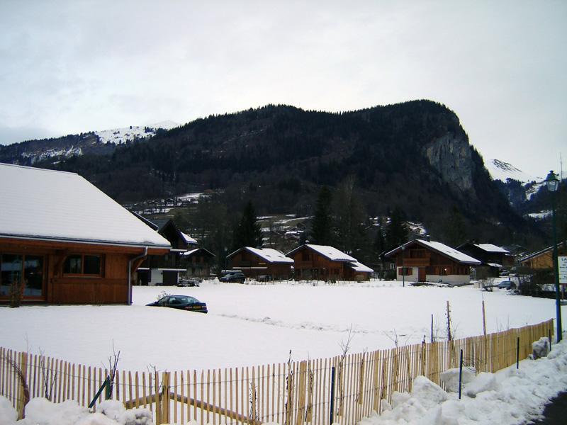 Samoëns Frankrijk wintersport