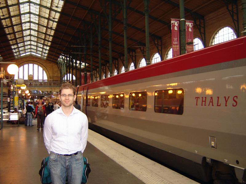 Parijs Thalys