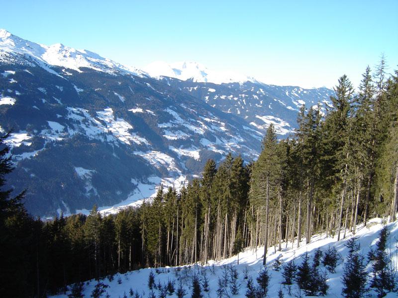 Mayrhofen Oostenrijk