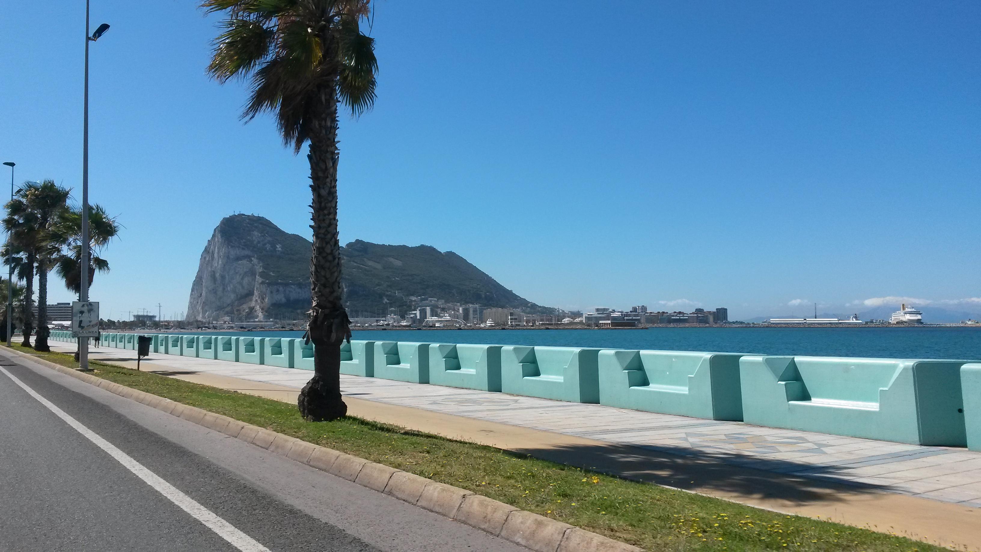Gibraltar banner
