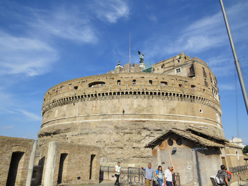 rome toeristische attracties