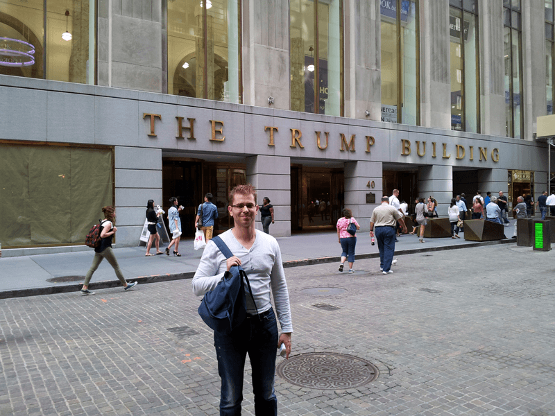 New York Trump Tower