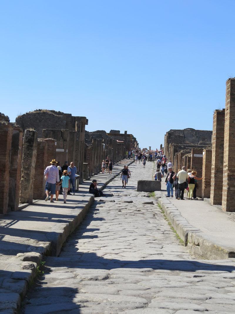 Italië Pompeii