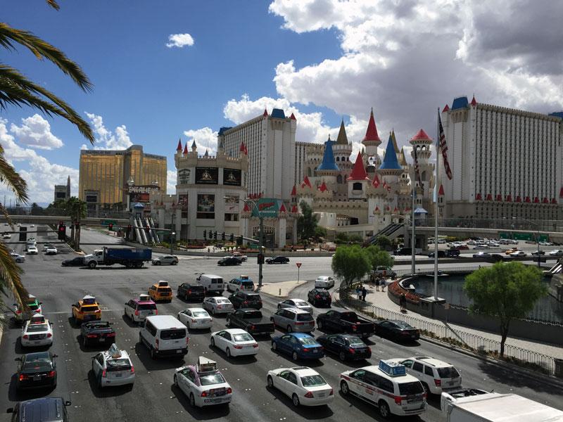 Las Vegas Escalibur