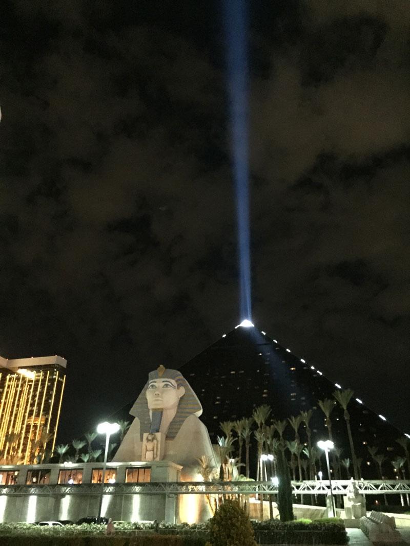 Las Vegas Luxor