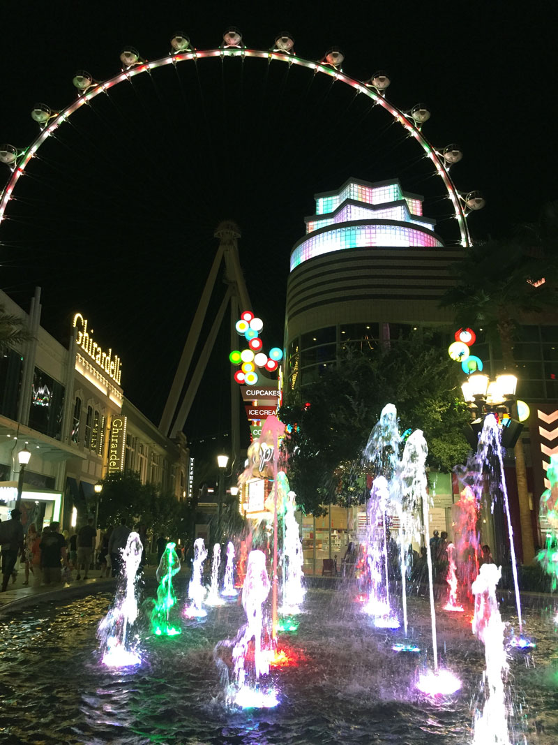 Las Vegas reuzenrad