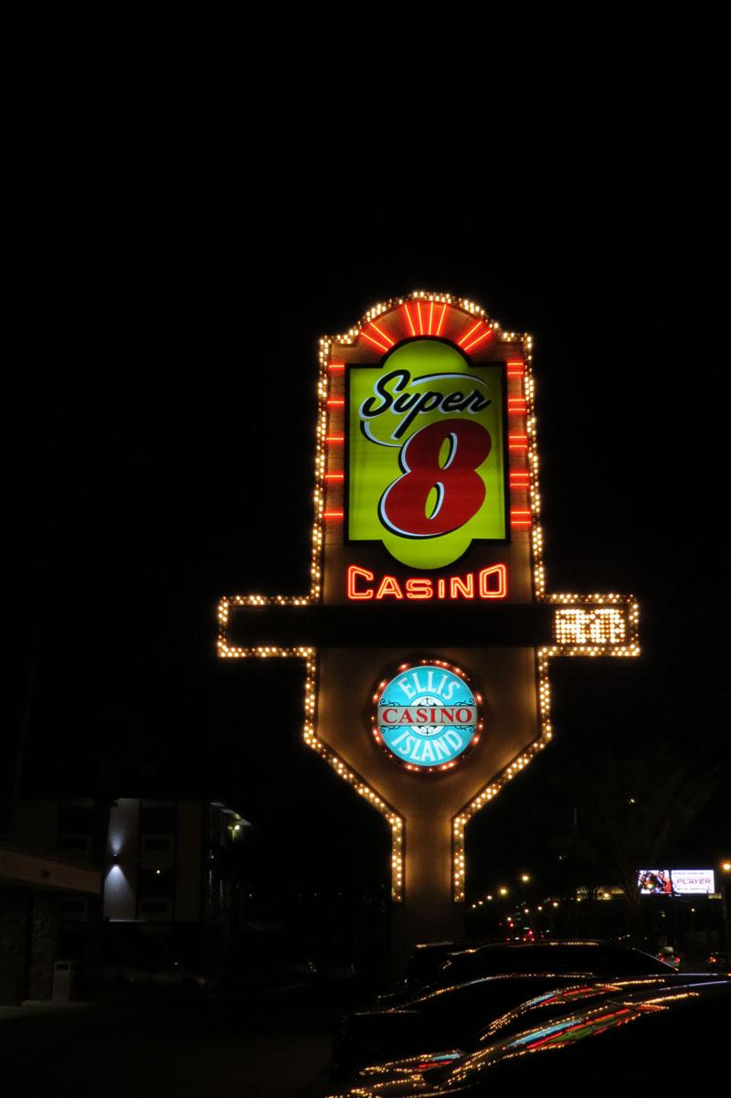 Las Vegas Super 8