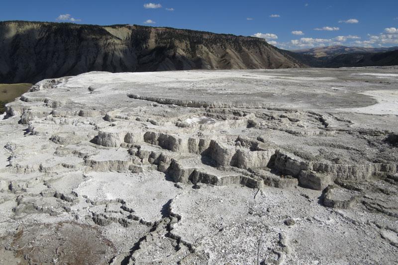 Yellowstone Mammoth Hotsprings