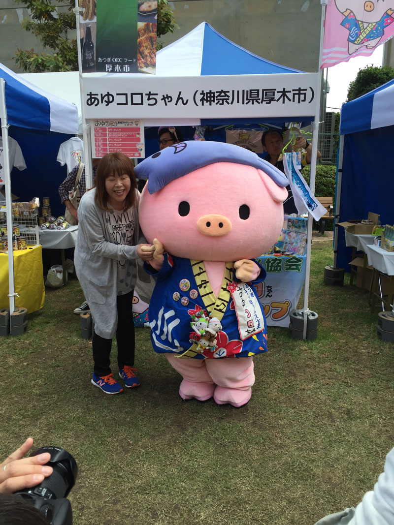 Tokyo meet and greet anime