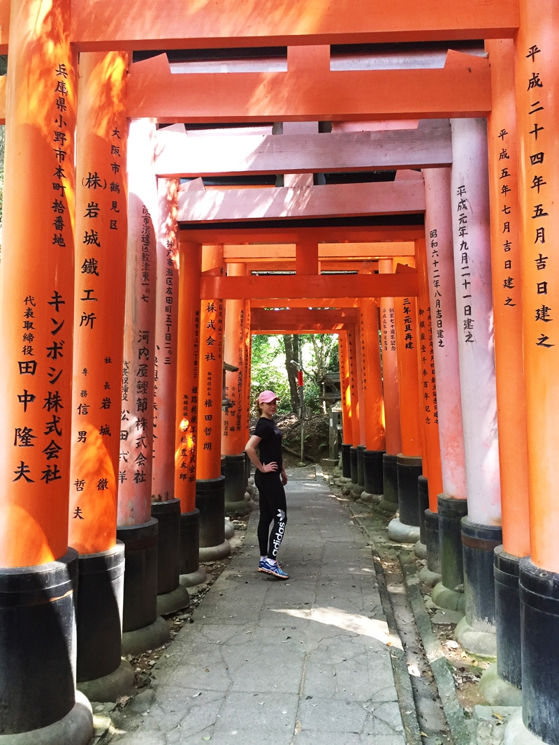 Fushimi-Inari Taisha Shrine Kyoto