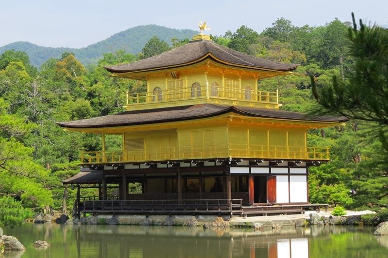 Kinkakuji - gouden paviljoen