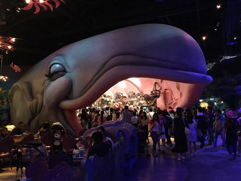 Disney Sea Tokyo shop