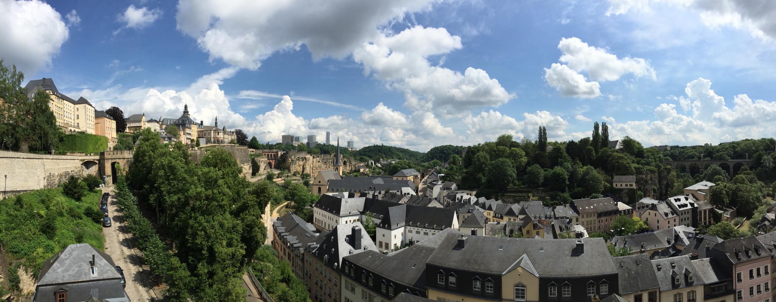Banner Luxemburg