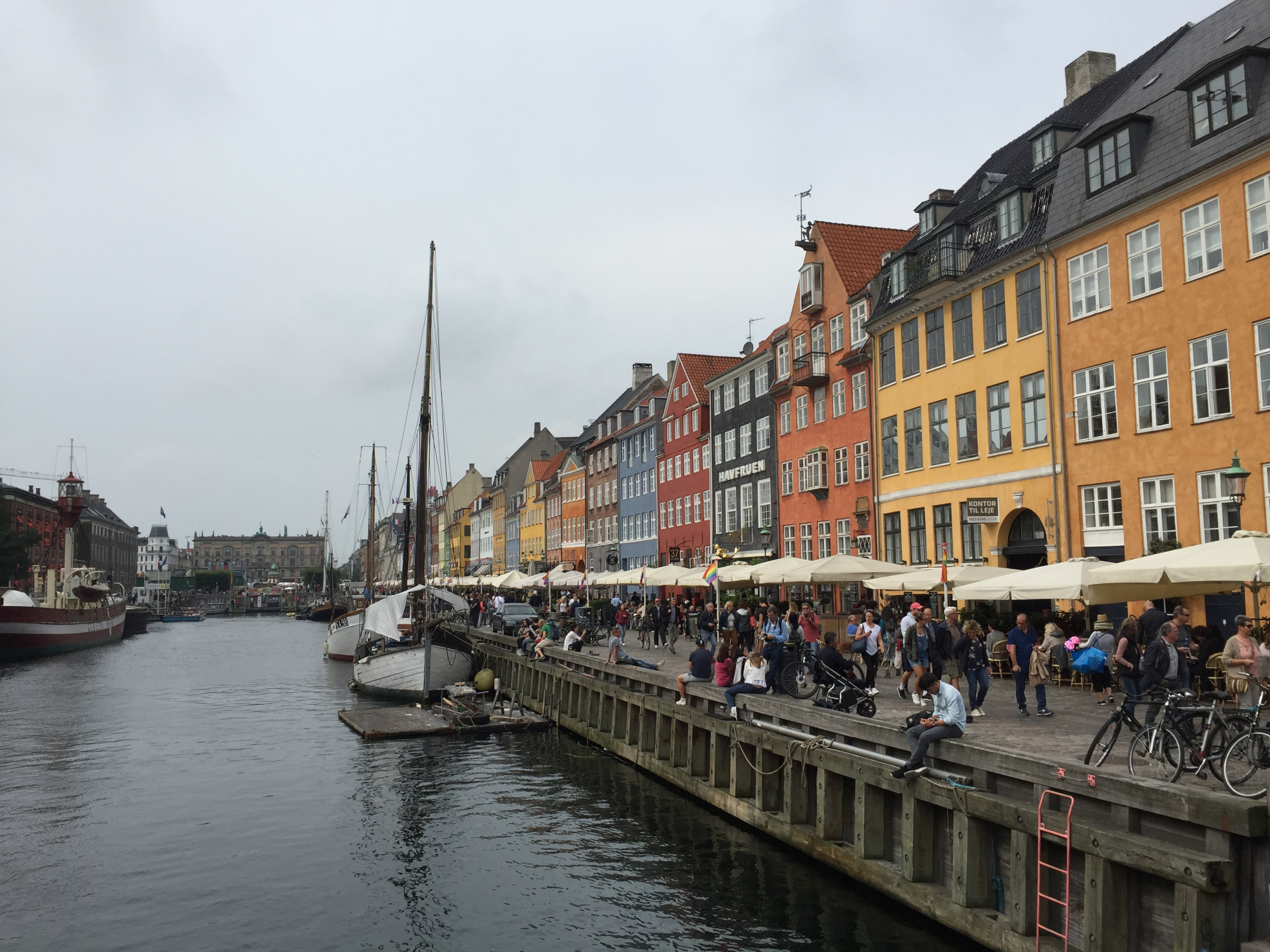 Banner Kopenhagen deel 1