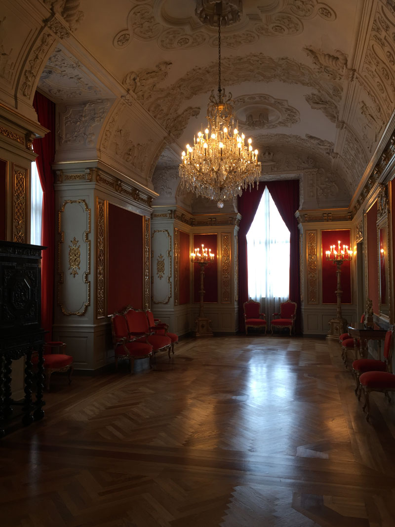 Chrisitansborg Slot