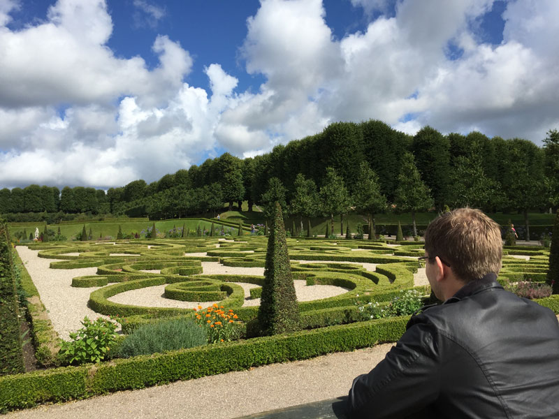 Frederiksborg Slot tuinen