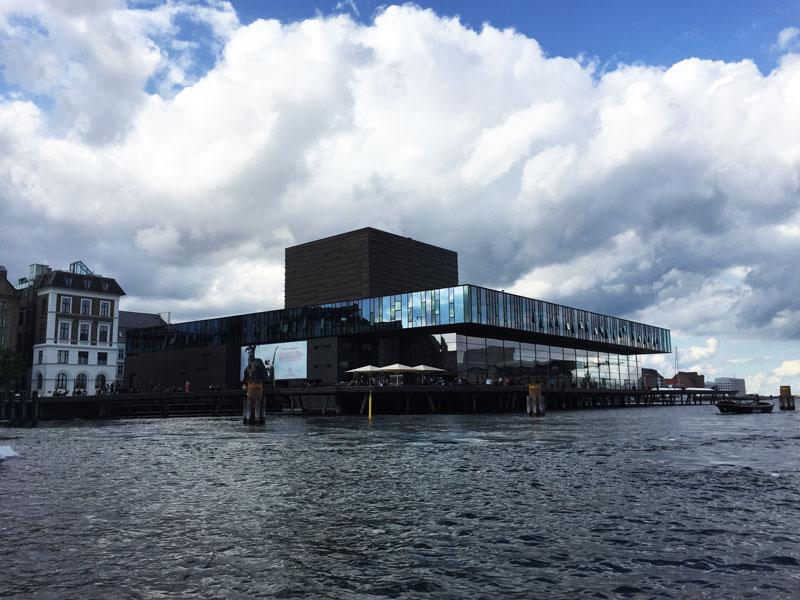 Rondvaart Kopenhagen Black Diamond