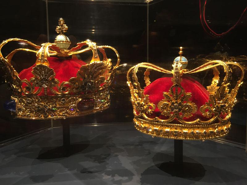 Rosenborg slot juwelen