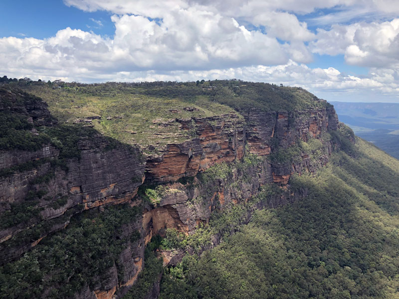Blue Mountains Gordon Falls Lookout