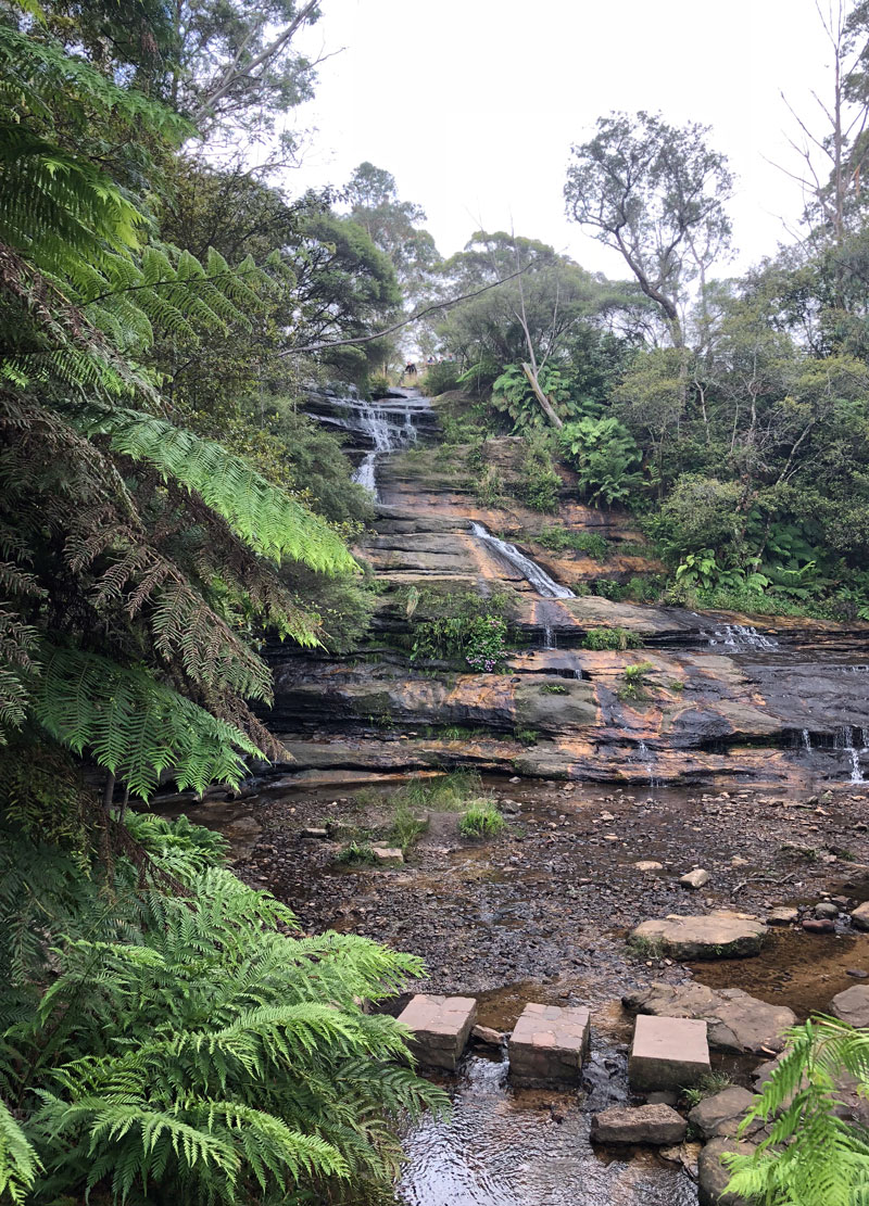 Blue Mountains Katoomba Falls