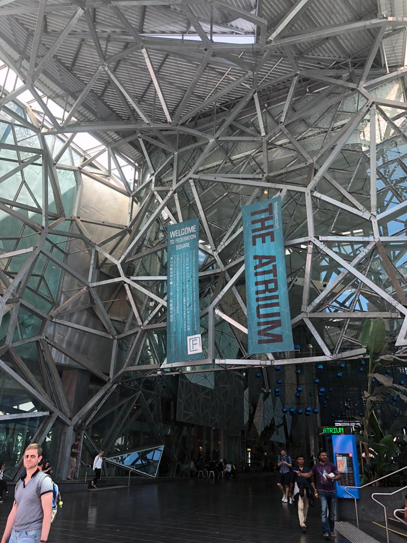 Melbourne Atrium