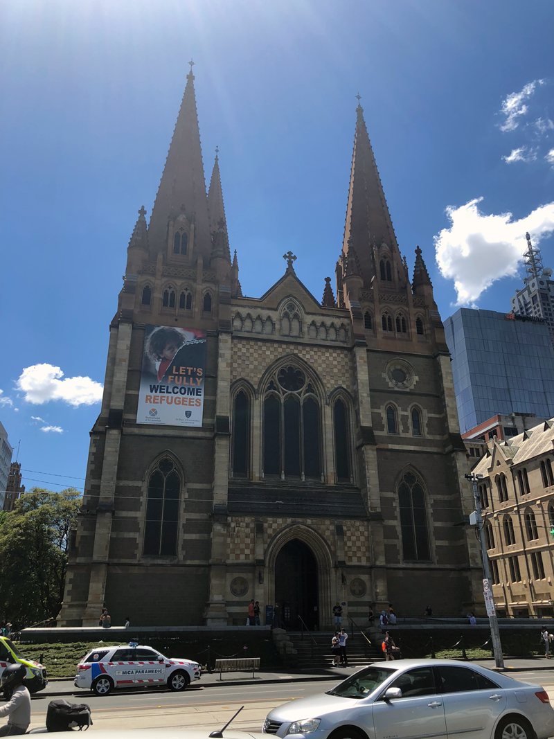 Melbourne st. Paul Cathedral
