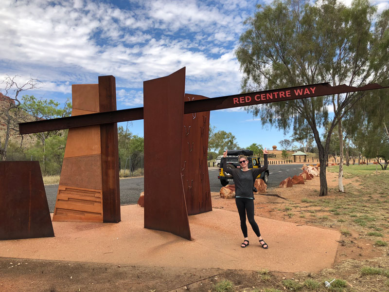 The Red Centre Way