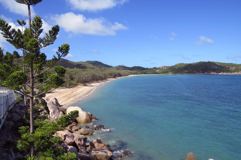 Uitzicht Geoffrey Bay Magnetic Island