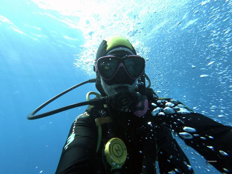 Zelf duiken op het Great Barrier Reef