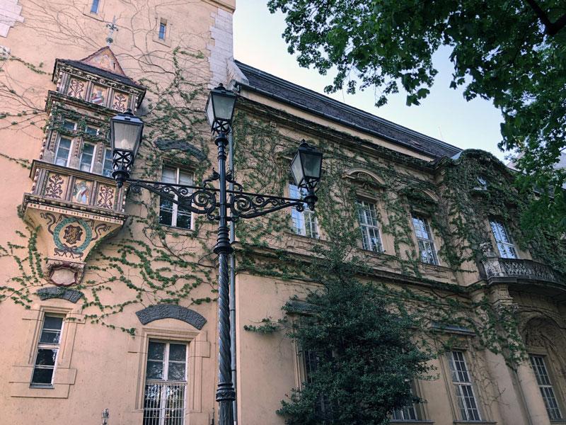 Vajdahunyad kasteel Boedapest
