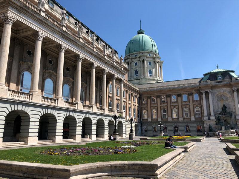 Het Historisch Museum Boedapest