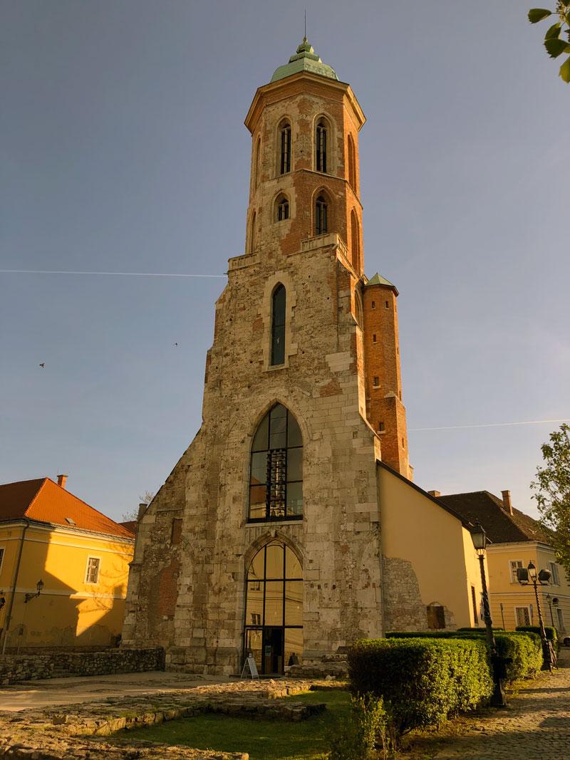 Maria Magdalena kerk Boedapest