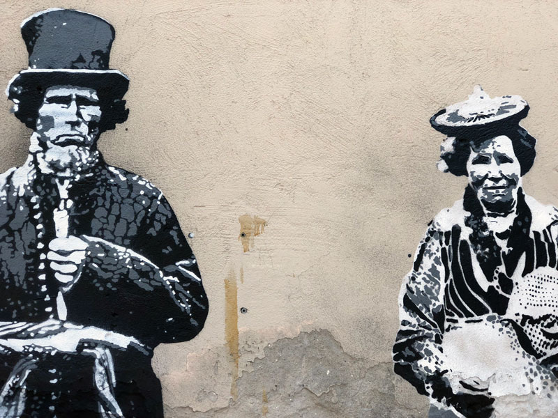 Boedapest streetart