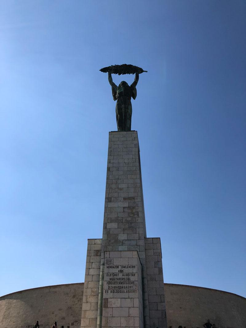 Vrijheidsmonument Boedapest
