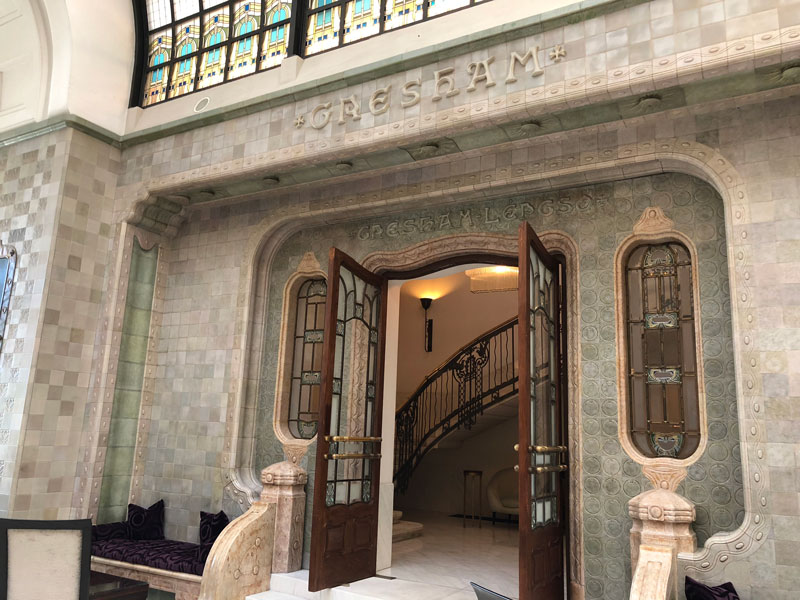 Boedapest Cresham Palace