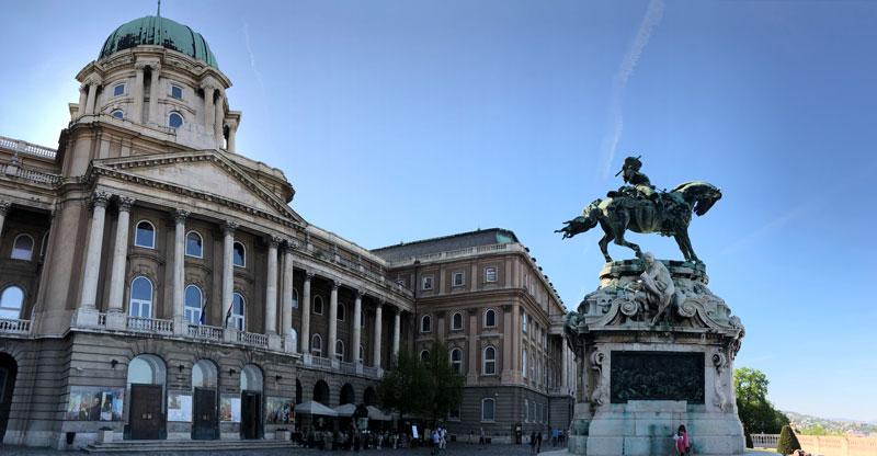 Boedapaleis Boedapest