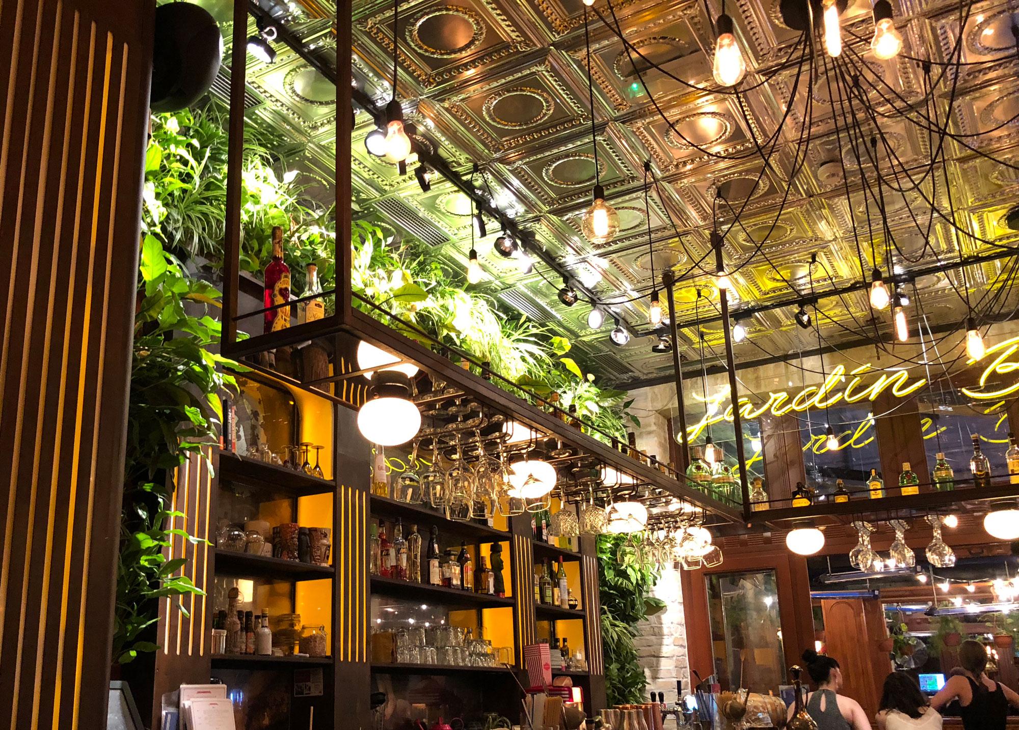 Bar Jardin Boedapest