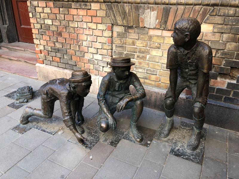 Jongens van de Paulstraat Boedapest