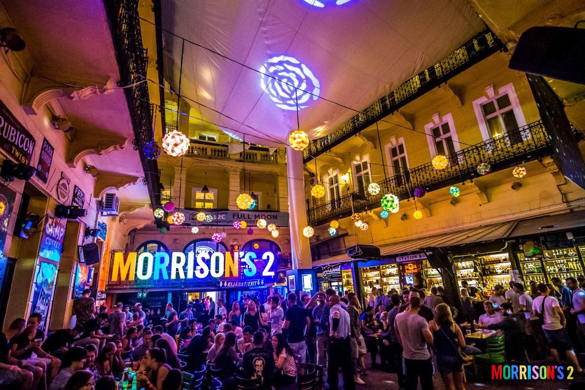 Morrison's 2 Boedapest