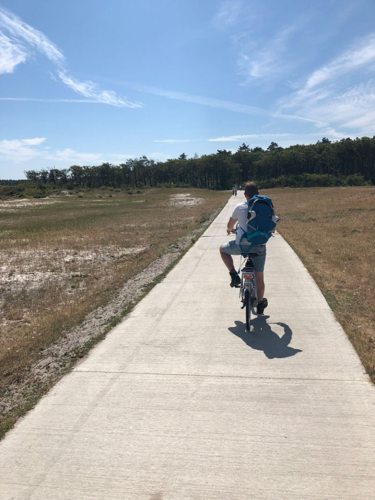 Op de fiets naar Texel