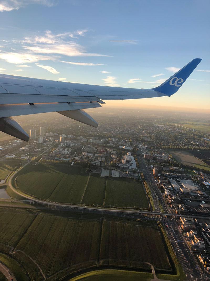 Lima vliegtuig