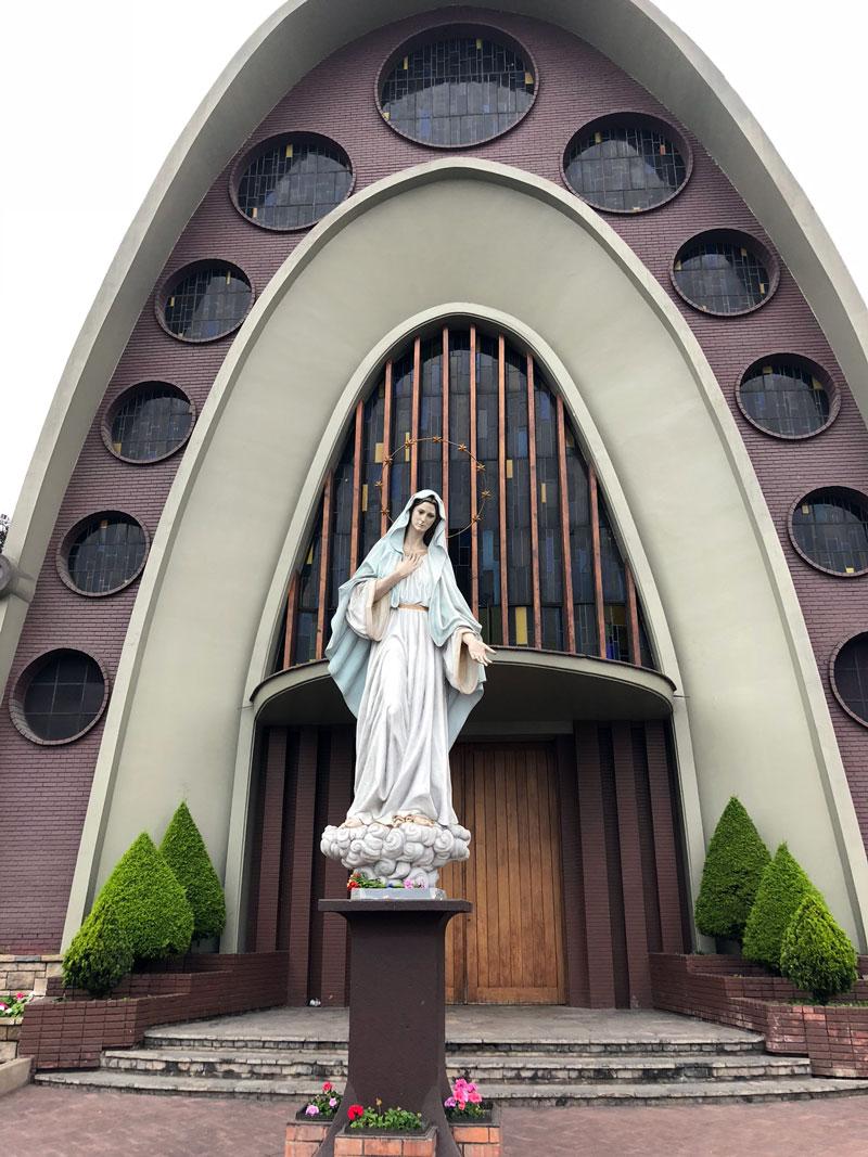 Paroquia Santa Maria Reina
