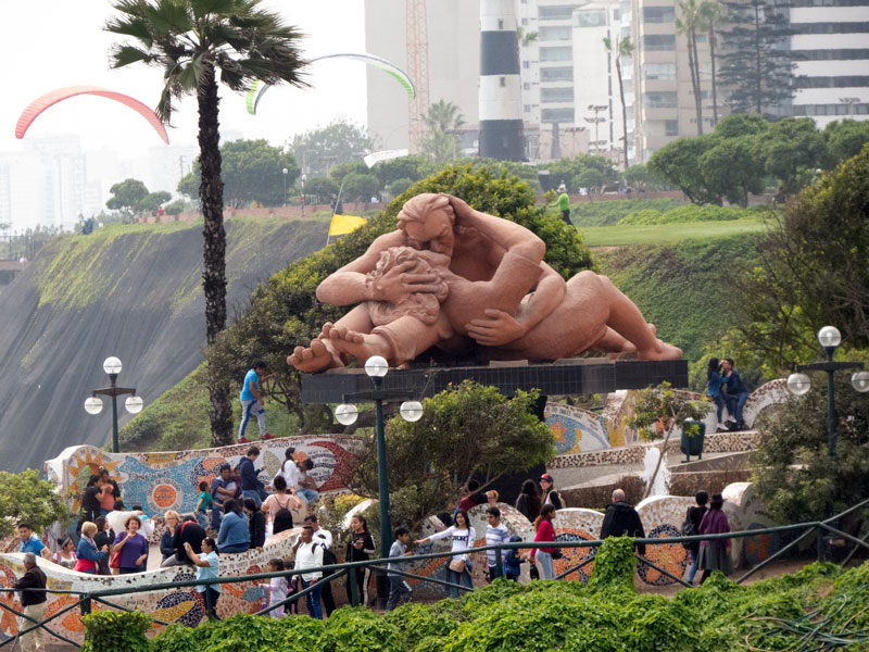 Parque Amor Miraflores